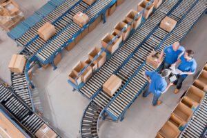 SAP EWM optimale goederenstromen