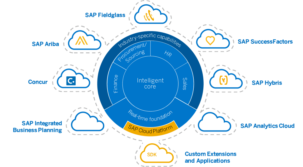 SAP S/4HANA | Quinso | Quality in Solutions