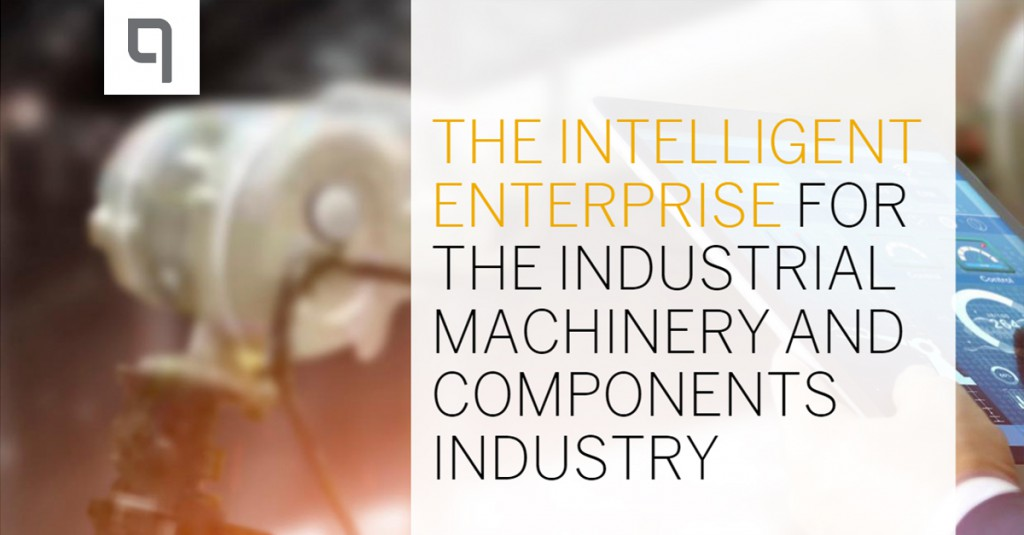 Intelligent Enterprise Industrial Machinery