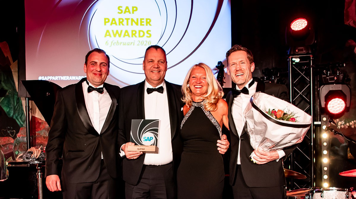 Digital Supply Chain Partner of the Year