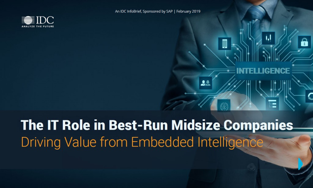 Whitepaper: 'The IT Role in Best-Run Midsize Companies'