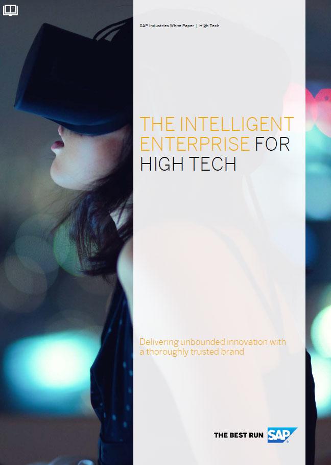Whitepaper: 'The Intelligent Enterprise for High Tech'