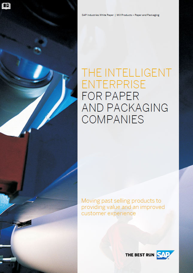 Whitepaper: 'The Intelligent Enterprise for the Paper Packaging Sector'